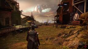 Image for Destiny 2's open beta social space The Farm will only be live for an hour. Here's when you can get in and what to expect