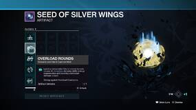 Image for Destiny 2: Season of Arrivals - How to get the Seed of Silver Wings Artifact