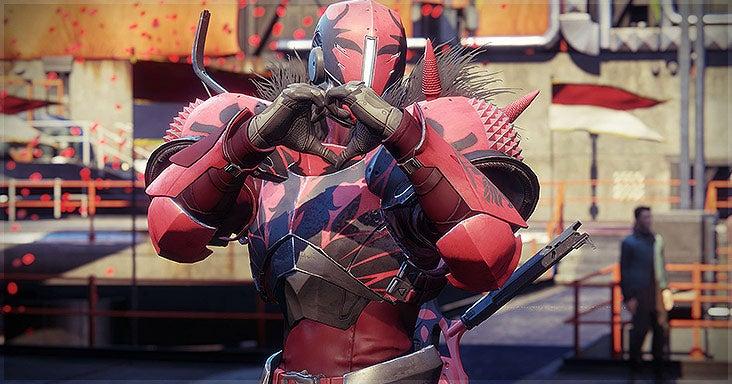 Image for Destiny 2's Crimson Days event returns next week