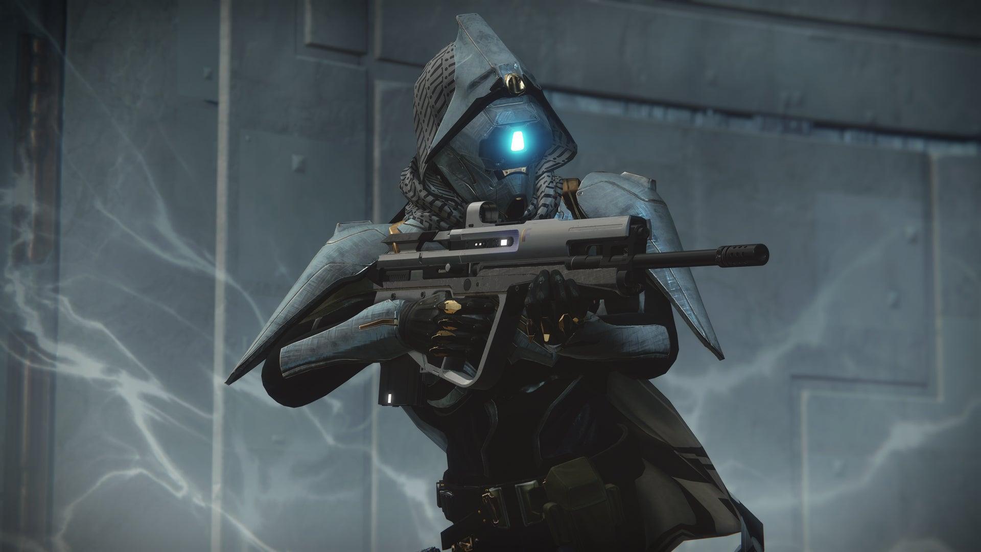 "Image for Destiny 2 update 1.1.4: Nightfall Strike unique rewards, ""go fast"", 6v6 Iron Banner, more"