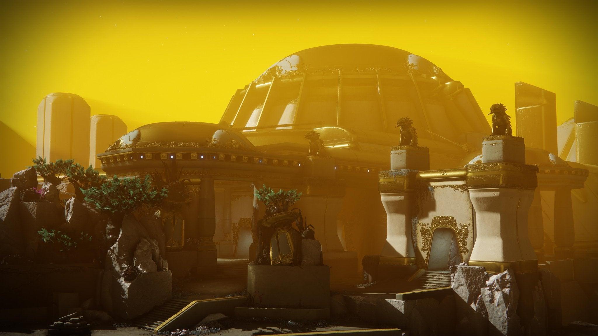 Image for Destiny 2 Leviathan raid guide: complete walkthrough, defeat Calus, secret chest locations and loot