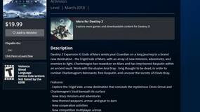 Image for Latest Destiny 2 expansion rumour calls it Gods of Mars, mentions Charlemagne and Clovis Bray