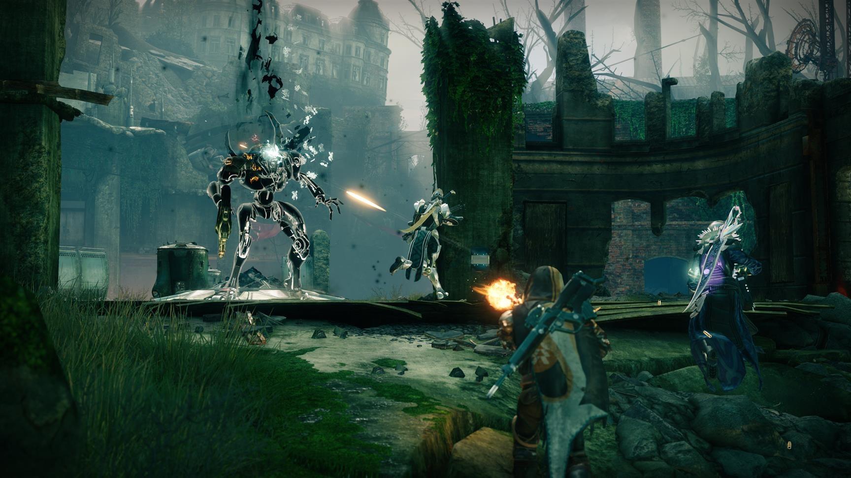 Image for Destiny 2: Forsaken - Season of the Outlaw triumphs