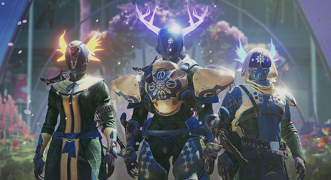 Image for Destiny 2: The Revelry Spring event
