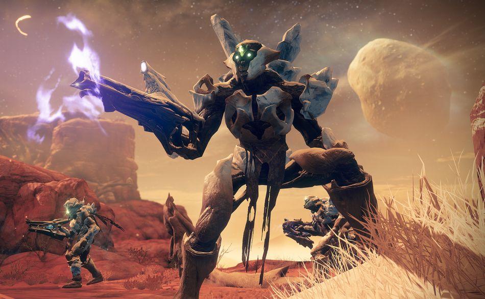 Image for Destiny 2: Warmind – screenshots show off Exotics, Strikes, Public Events, story, more