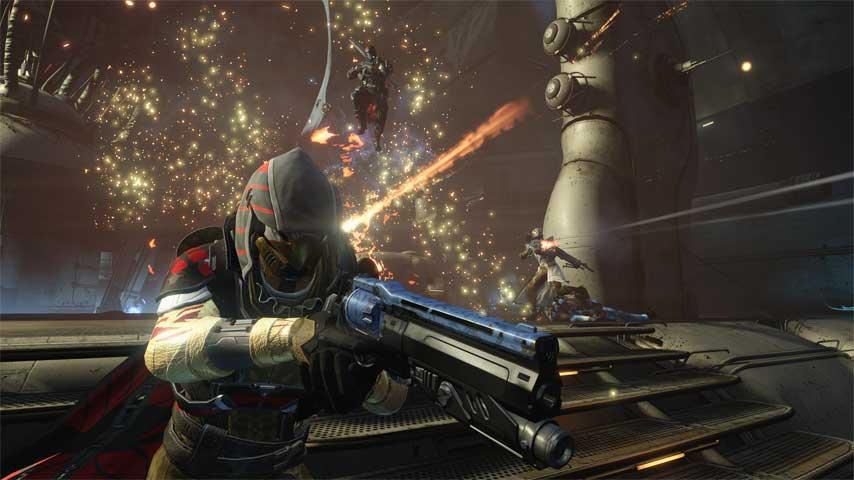 Image for Destiny Reforge: best shotgun perks to go for