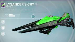 Image for Destiny: The Dawning delivers a new event Sparrow - here's how to get Lysander's Cry and the Bannerfall Ghost