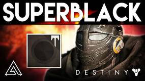 Image for Destiny Festival of the Lost - how to get the Superblack Shader