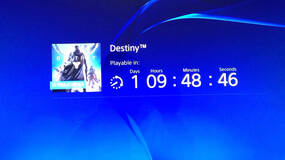 Image for Destiny's expansion is blocking some PS4 players from starting the game