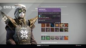 Image for Here's the full list of items you can buy from Eris in Destiny's Tower