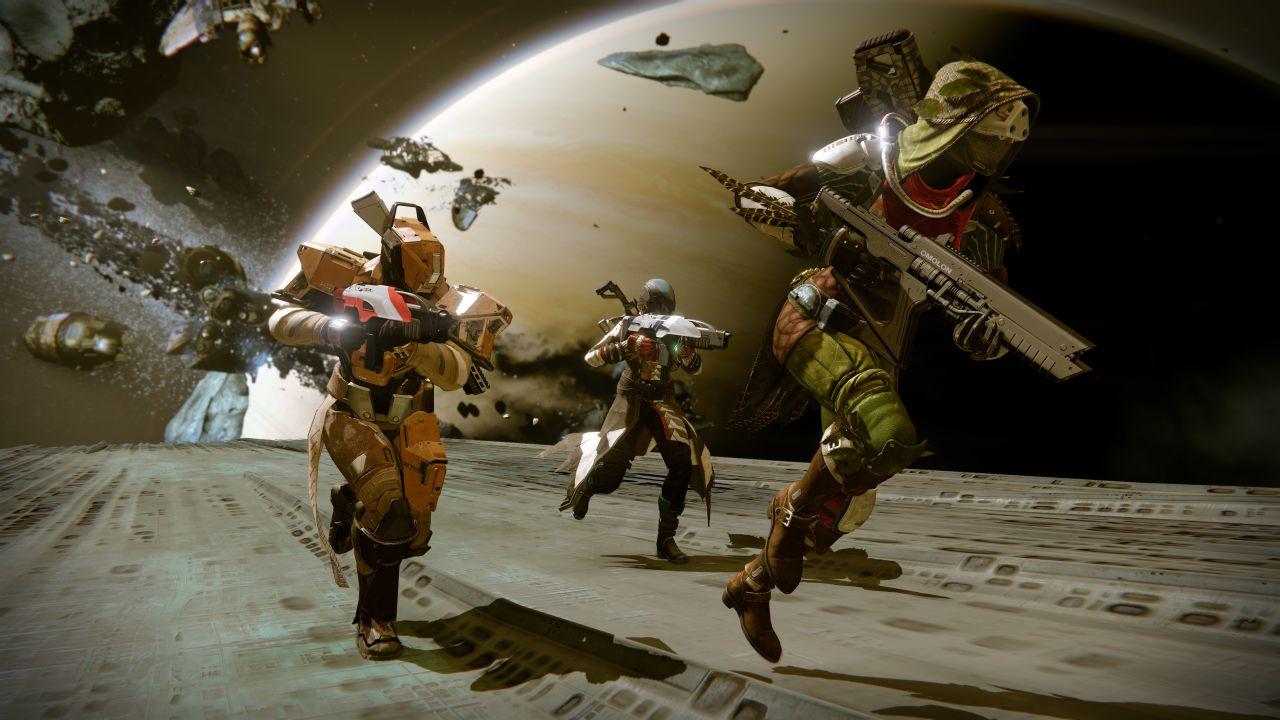 Image for Destiny: anatomy of a raid team