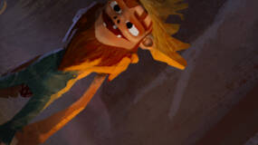 Image for Ron Gilbert teases more artwork for new Double Fine project