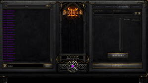 Image for Diablo 2 Gem Activated and what does the Chat Gem do