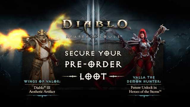 Image for Diablo 3: Reaper of Souls testing ends, pre-order bonuses detailed