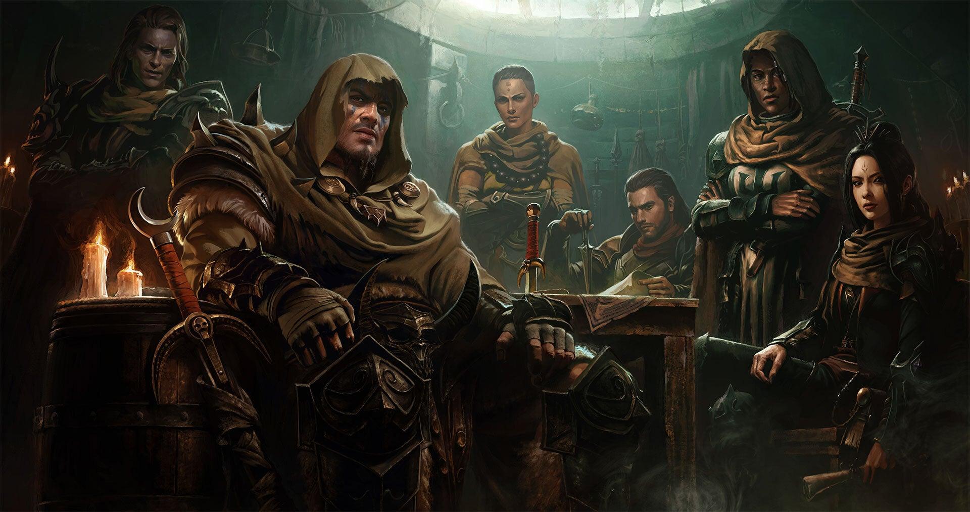 Image for Diablo Immortal has been delayed into 2022