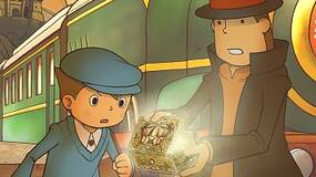Image for Professor Layton and the Diabolical Box moves 1.26 million units outside of Japan