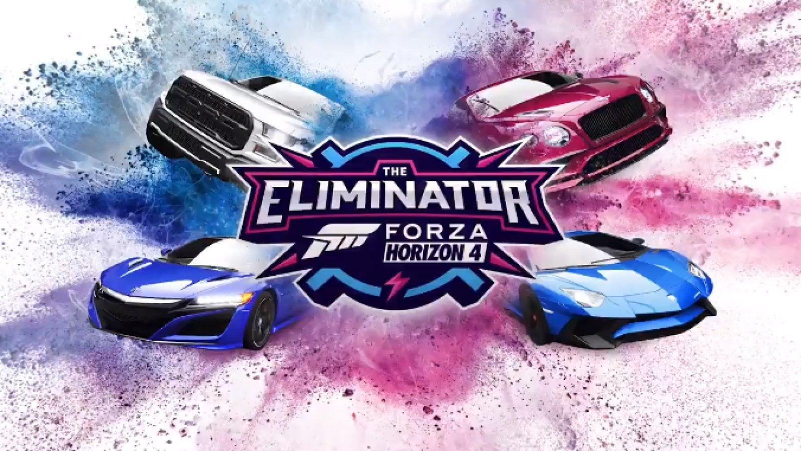 Image for Forza Horizon 4 gets battle royale mode called 'The Eliminator'