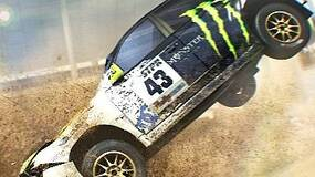 Image for New Colin McRae DiRT 2 screens surface