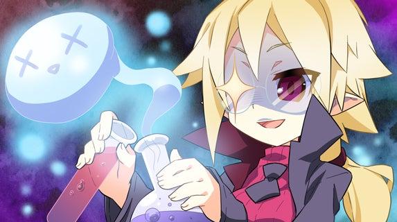 Image for Disgaea 5: meet Zeroken and Christo