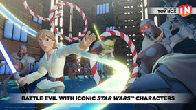 Image for Disney Infinity: Toy Box 3.0 arrives for mobile devices