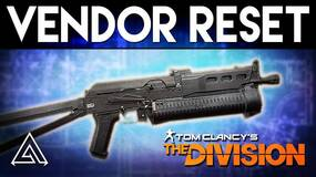 Image for The Division Weekly Vendor reset: Military SCAR-H and Lvl 32 Stamina Gear Mod Blueprint