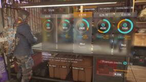 Image for For a game that promised no microtransactions, The Division sure does have a lot of microtransactions