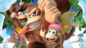 Image for Here's a look at Funky Kong gameplay in Donkey Kong Country Tropical Freeze for Switch