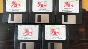 Image for John Romero's personal Doom 2 discs sold for $3150, so expect more memorabilia auctions soon