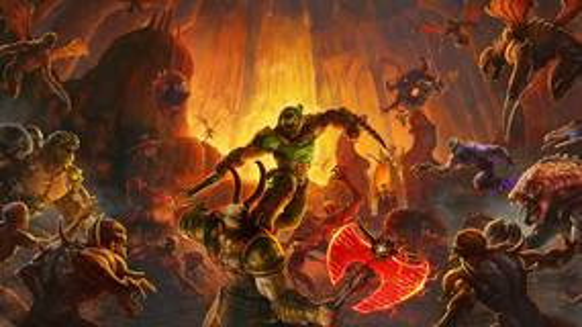 Image for Here's Doom Eternal running at 4K 120fps on an RTX 3080