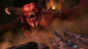 Image for DOOM review: shoot it till it dies