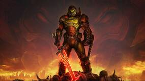 Image for Doom Eternal review - cathartic combat, passable platforming, and stupid swimming