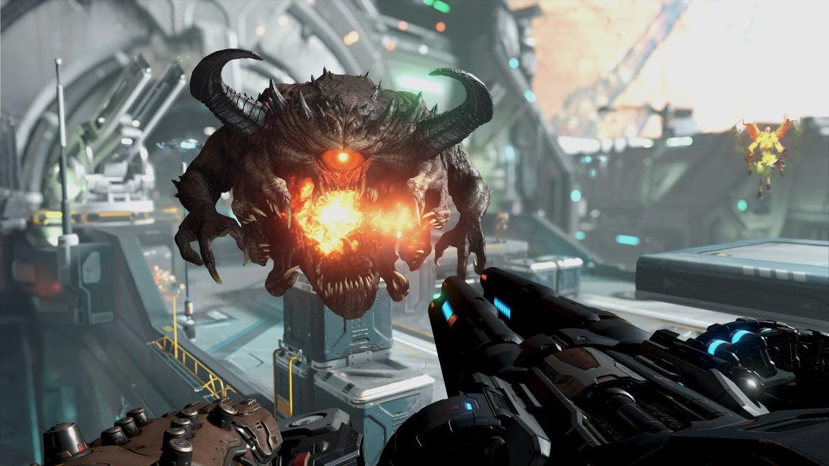 Image for Doom Eternal mod brings horde mode