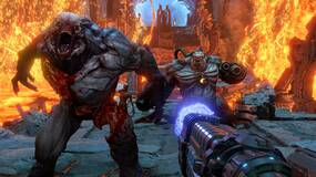 """Image for Doom Eternal has third-person cutscenes because it's """"more efficient"""""""