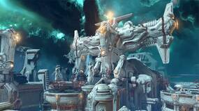 """Image for Heaven in Doom Eternal is """"interwoven into every single thing; the past, the future, the present"""""""