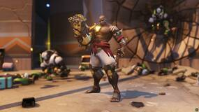 Image for Overwatch: Doomfist can be devastating in the PTR, but his kit desperately needs tightening up