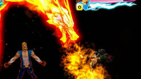 Image for Double Dragon: Neon goes gold, new screens show dragon summoning skills