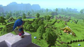 Image for Dragon Quest Builders tops Japanese charts, Minecraft hangs grimly on