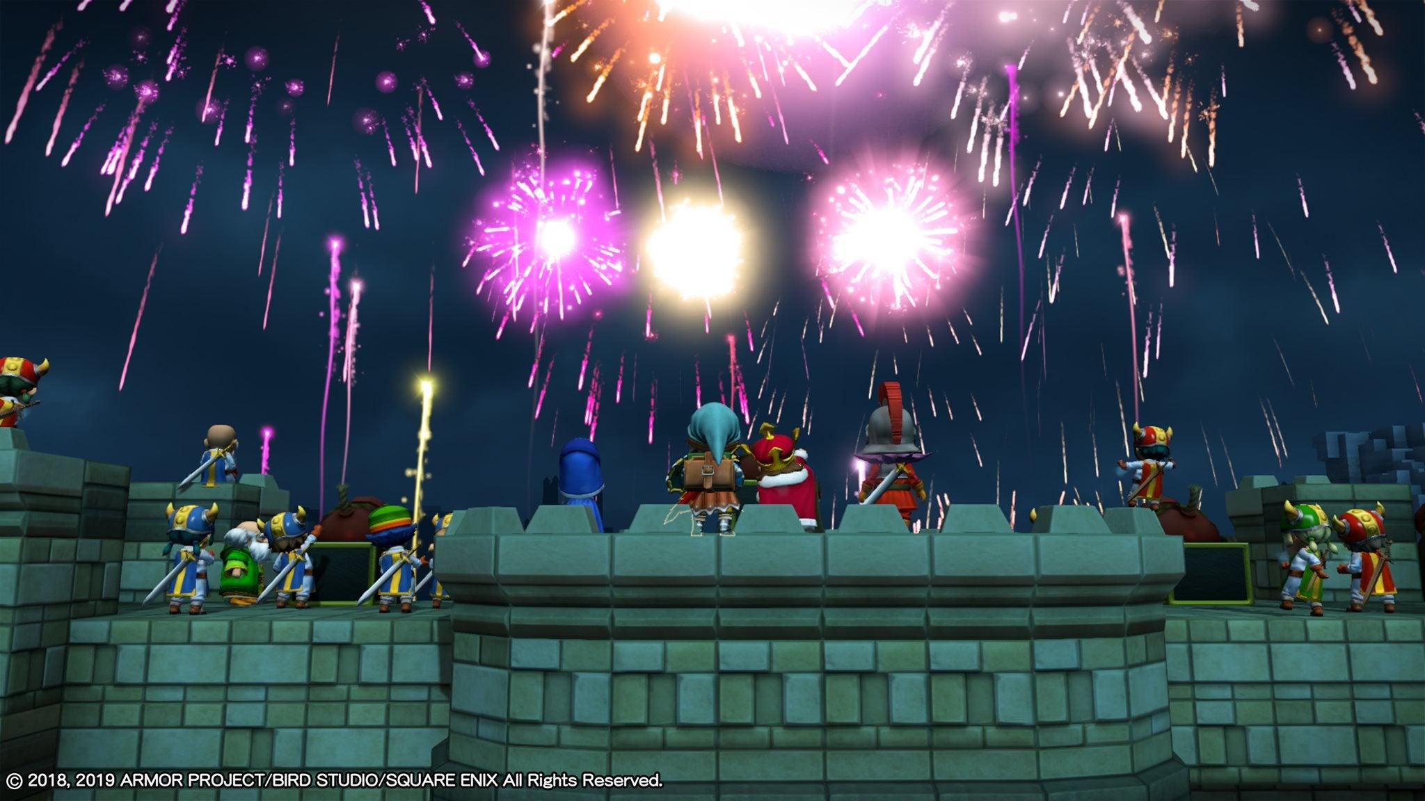 Image for Dragon Quest Builders 2 has sold 1.1 million copies