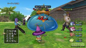 Image for Dragon Quest 10 is the latest confirmed NX game