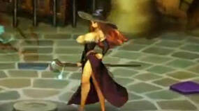 Image for Dragon's Crown: sorceress class gets anatomically incorrect trailer