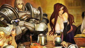 Image for Dragon's Crown gets new character art, screens & tarot cards