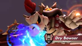 Image for Dry Bowser is coming to Mario Tennis Aces this month - here's a video of the old boney boy in action