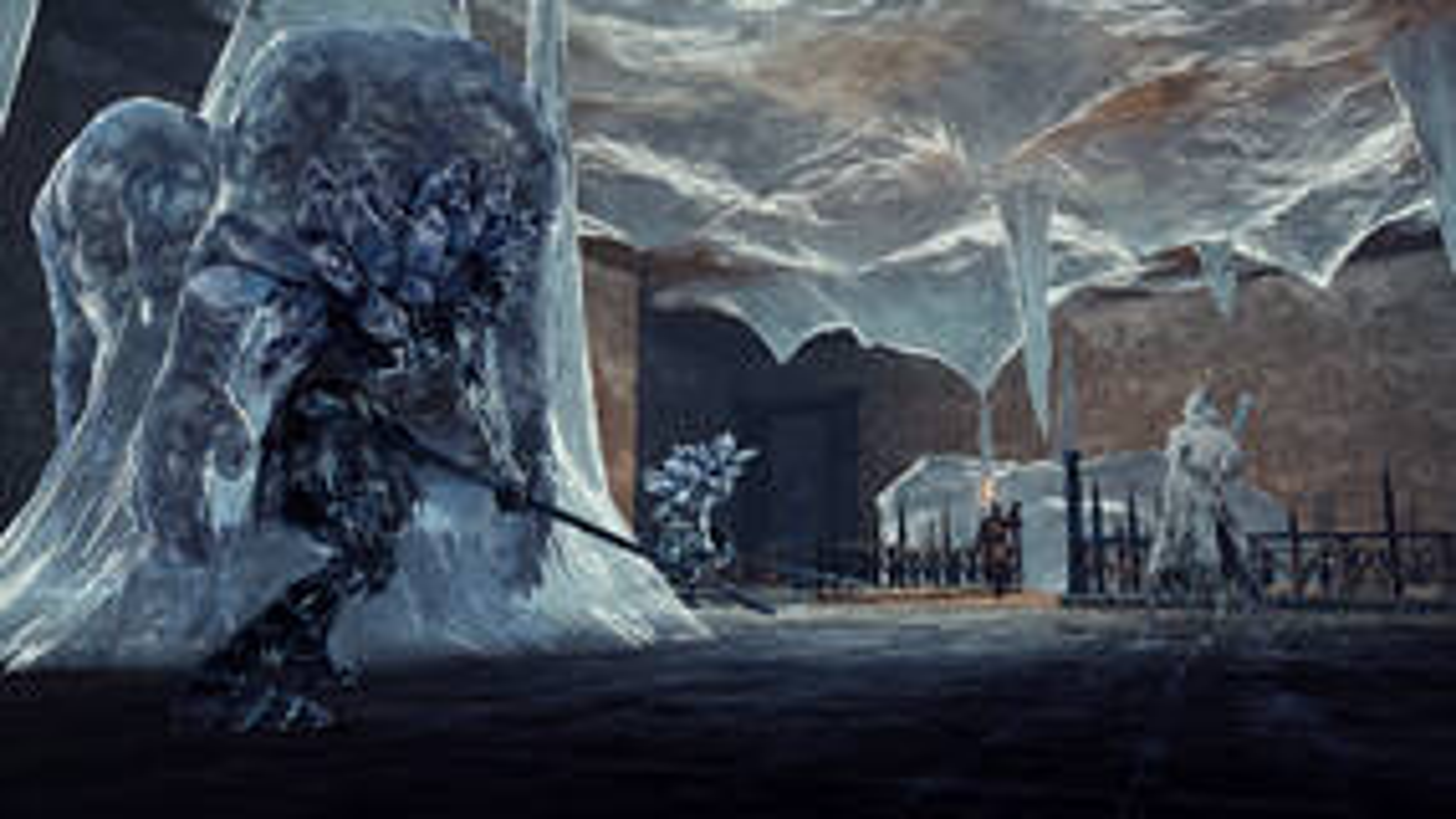 Image for Dark Souls 2 guide: Crown of the Ivory King - Burnt Ivory King boss battle