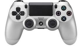 Image for Gold and Silver Dual Shock 4 variations coming west