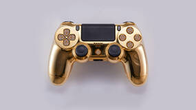 Image for This gold and diamond encrusted PS4 controller will set you back $14,000