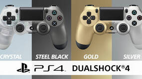 Image for Crystal and Steel Black DualShock 4 controllers hit EU in July