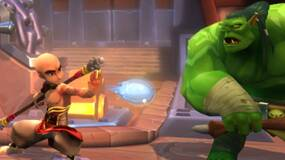 Image for Dungeon Defenders 2 is now an RPG-tower defense game, MOBA elements ditched