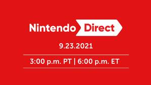 Image for Watch today's Nintendo Direct here