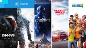 Image for Mass Effect: Andromeda, Play First Trials of Battlefront 2, Need for Speed: Payback, more coming to EA and Origin Access