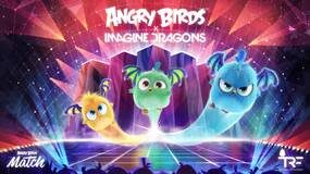 Image for Imagine Dragons are teaming up with Rovio for an Angry Birds in-game event